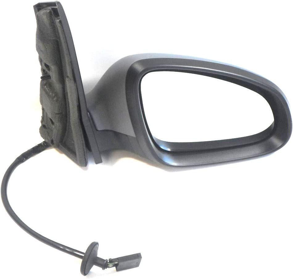 ACP Right Offside Primed Electric Heated Door Wing Mirror Unit