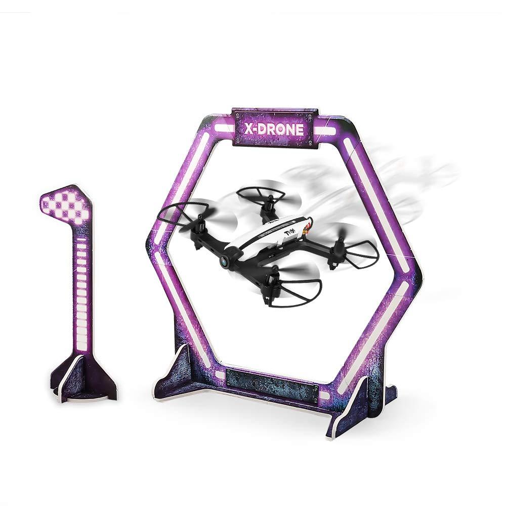 Leslaur Carrera de obstáculos Drone Racing Race Gates Drone ...