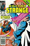 Doctor Strange #74 : And Now The Beyonder (Secret Wars II - Marvel Comics)