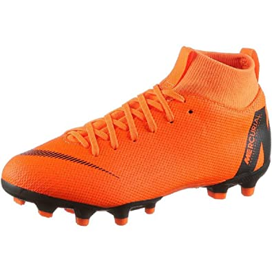 sale retailer bf77a 68857 Image Unavailable. Image not available for. Color  Nike Junior Mercurial Superfly  6 Academy GS MG Cleats ...