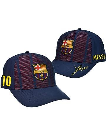 cdb7cf1001f24 Gorra FC. Barcelona - Producto Oficial Licenciado - Player Messi-18 - Talla  Adulto