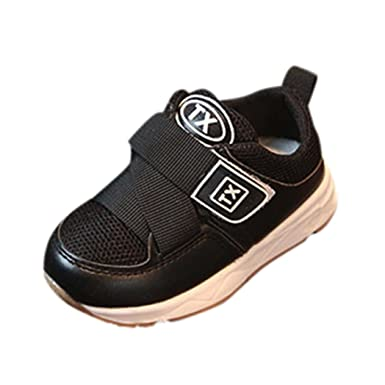Amazon.com: warmshop bebé Kids Sport Zapatillas de running ...