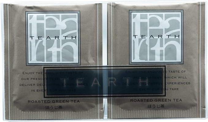 TEARTH ( ティーアース ) 日本茶 ほうじ茶 ティーバッグ 12袋入り 個包装