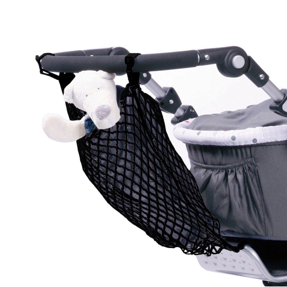 /Bolsa de la compra//bolsa en negro Smart Planet/® Universal de alta calidad para carritos de bolsa de la compra con forro interior//F/ácil fijaci/ón con velcro/
