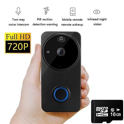 Smart Home Seguridad Cámara De Vigilancia 720P HD Wireless Wifi Cámara IP Con PIR Cuerpo Humano