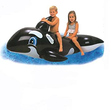 Juegos Inflables de Piscina Playa Agua Flotador Golpe Diseño de Tiburón: Amazon.es: Juguetes y juegos