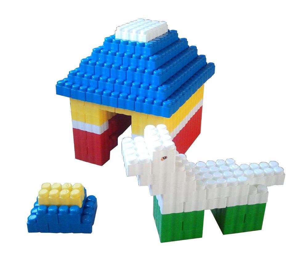 Game Movil 88208 Little House - Bloques de construcción