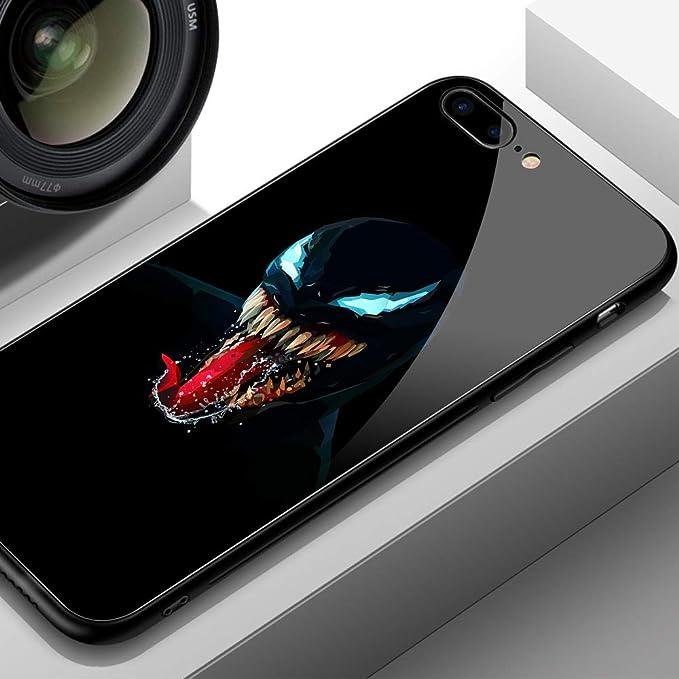 Joy_Happy - Carcasa para iPhone 6 6S 7 8 Plus X XR XS MAX (1 ...