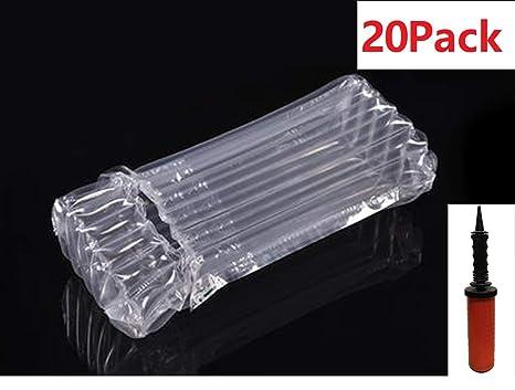 Amazon.com: Botella de vino Protector bolsas de burbuja con ...