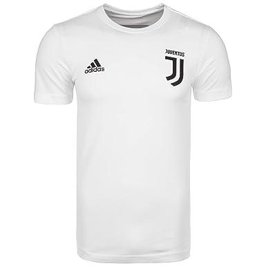 adidas Novita T Shirt Juventus 10 Dybala FI2364 BiancoNero