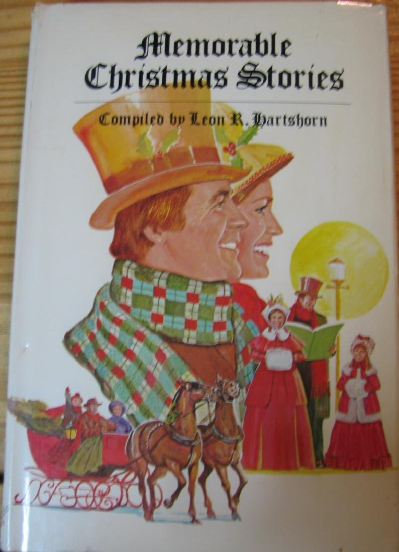 Memorable Christmas Stories Leon Hartshorn product image