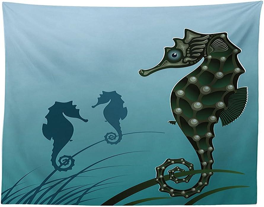 vipsung - Mantel Rectangular para decoración de Animales de ...