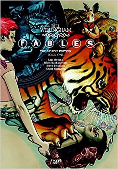 Fables: The Deluxe Edition Book One