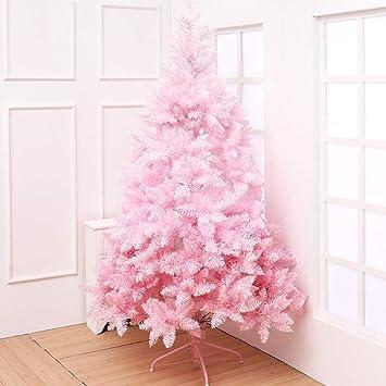 Rosa Weihnachtsbaum.Amazon De Zmsd Künstlicher Weihnachtsbaum 1 5 1 8m Rosa