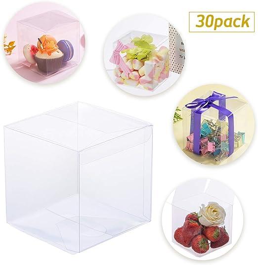 Amazon.com: 30 cajas de caramelos de manzana de 3.9 x 3.9 x ...