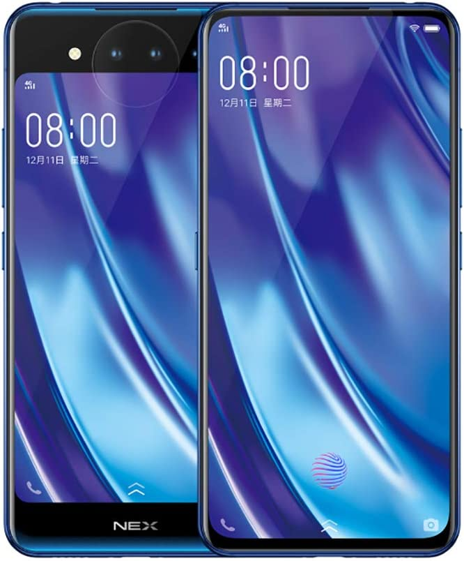 Vivo NEX Dual Display Edition - Pantalla Doble para Smartphone 4G ...