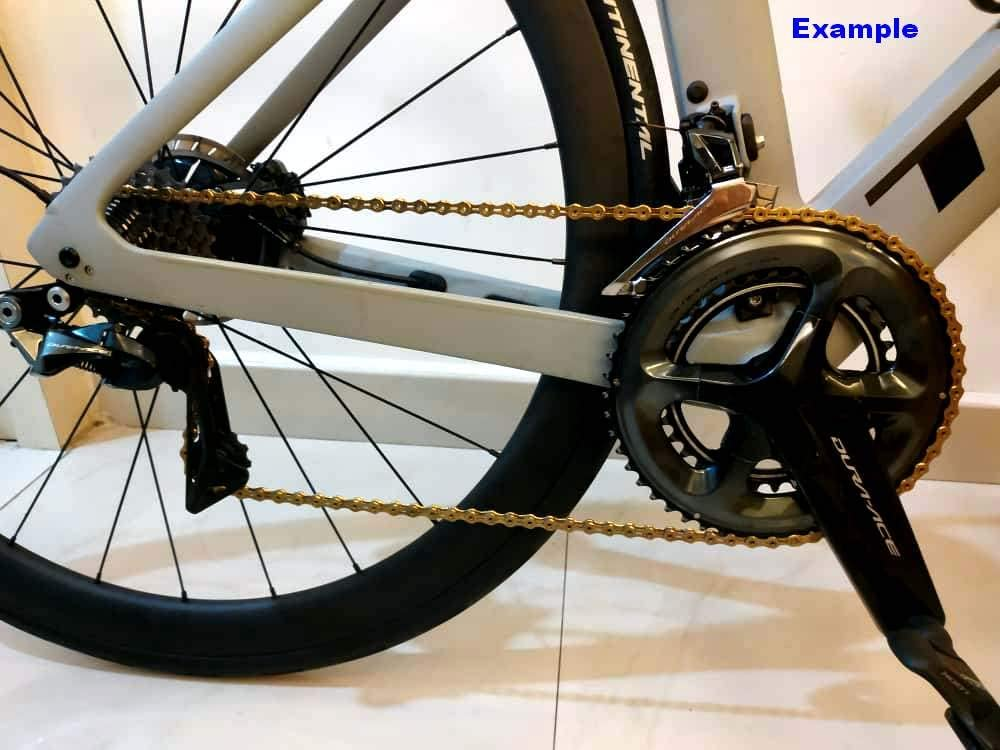PYC SP1101 11 Speed Hollow Bike Chain 116L Silver SHIMANO//SRAM//Campagnolo//KMC
