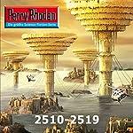 Perry Rhodan: Sammelband 12 (Perry Rhodan 2510-2519) | Hubert Haensel,Christian Montillon,Arndt Ellmer,Rainer Castor,Leo Lukas
