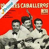 """Vintage México Nº44- EPs Collectors. """"Boleros, Los Tres Caballeros"""""""