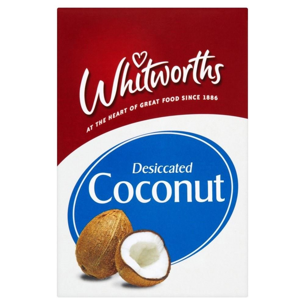 Whitworths Desiccated Coconut (150g) - Pack of 6