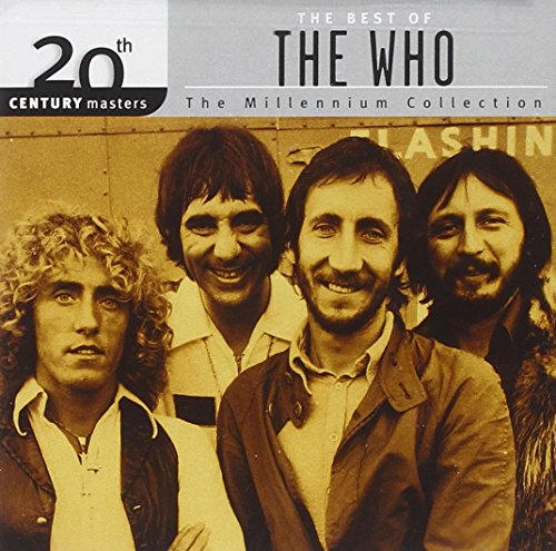 CD : The Who - 20th Century Masters: Collection (Jewel Case Packaging)