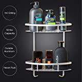 Lancher Bathroom Shelf (No Drilling) Durable