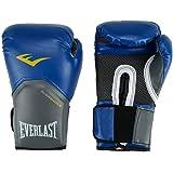 Luva Boxe Elite Pro Style Everlast - Azul - 14oz