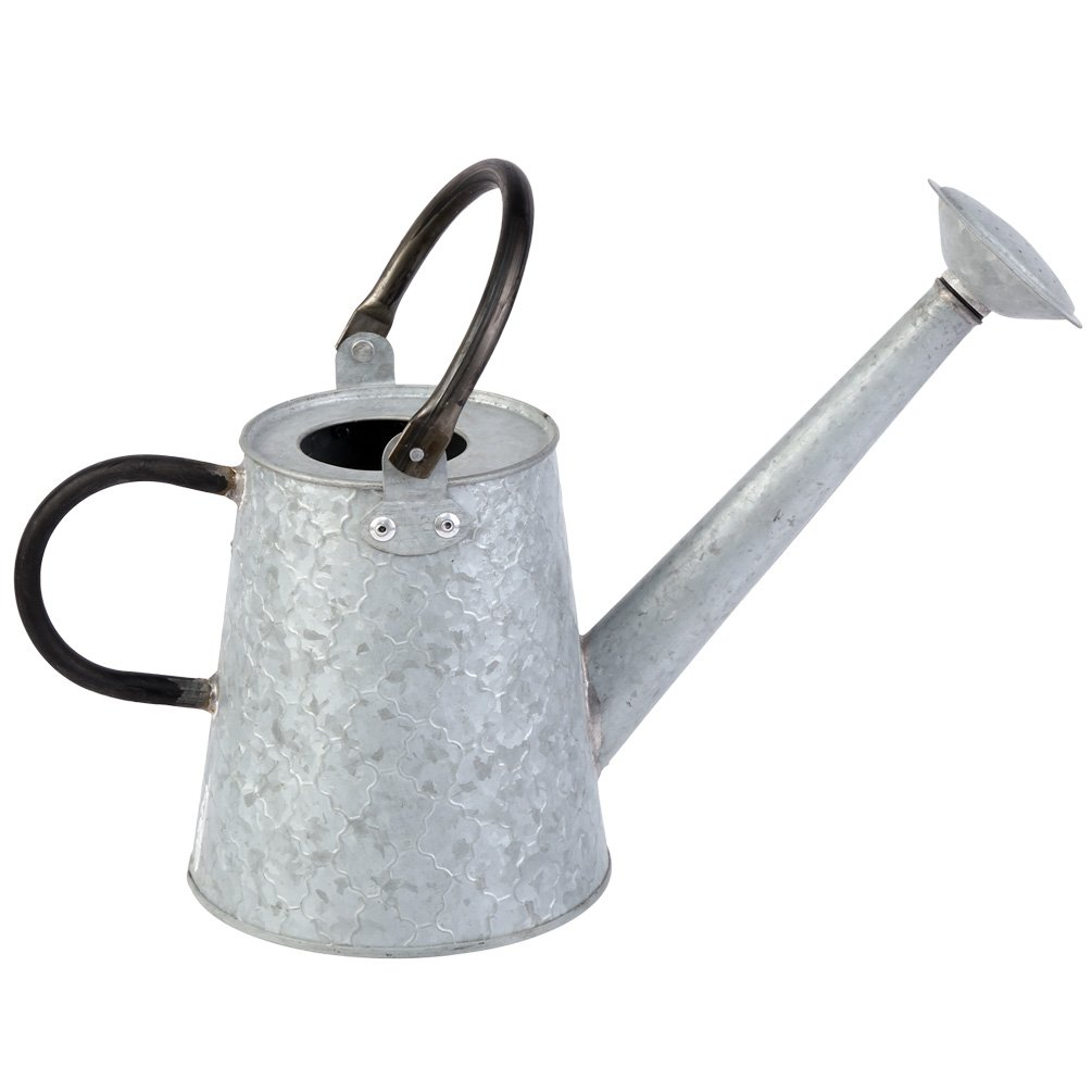 A Ting Metal Watering Can 1.5L Silver