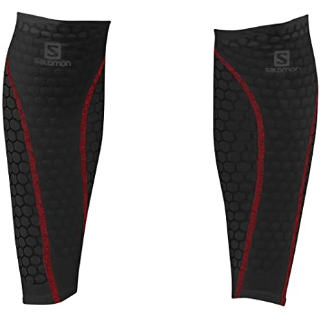 acheter pas cher 58f54 a28af Salomon Exo Calf Long, Comfortably Supports Muscles to Help Reduce Fatigue  and Improve Endurance