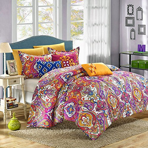 Tropical Bed In A Bag Sets - 8