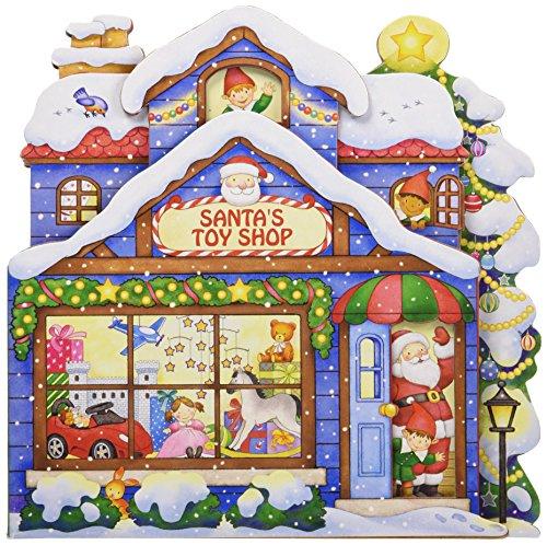 Santa's Toyshop (Toyshop Santas)