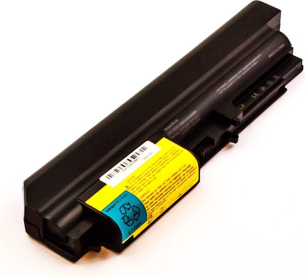 Micro Battery Li-Ion, 4.4Ah Batería - Componente para Ordenador portátil (4.4Ah, Batería)