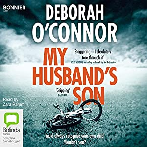 My Husband's Son Audiobook