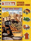 Tonka Sticker Activity Books, , 0766611434