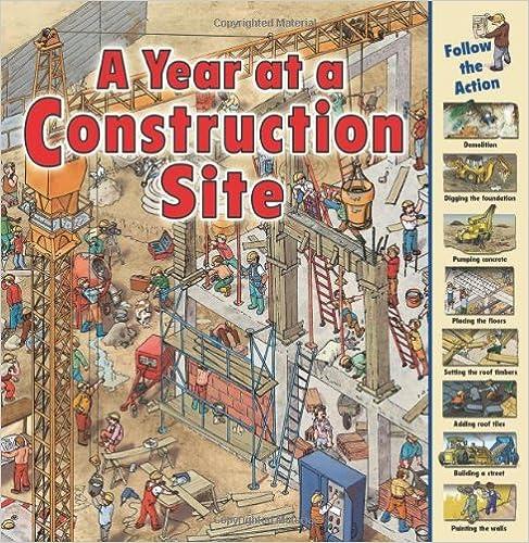 A Year At A Construction Site por Nicholas Harris epub