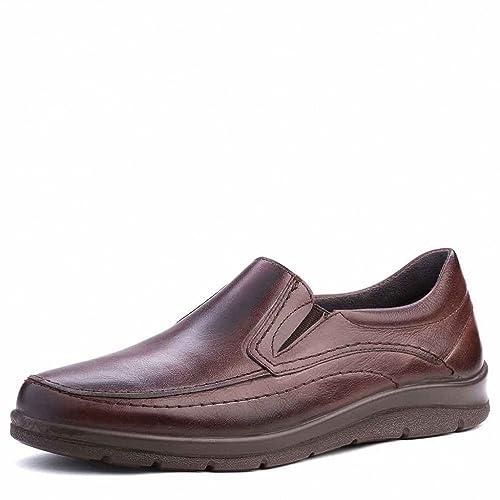 Pitillos, 4660, Copete marrón de Hombre, Talla 44: Amazon.es: Zapatos y complementos