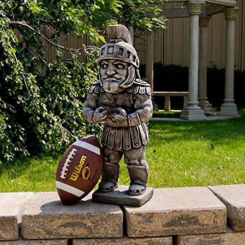 Michigan State Spartans NCAA ''Sparty'' College Mascot 24? Vintage Statue by Stone Mascots