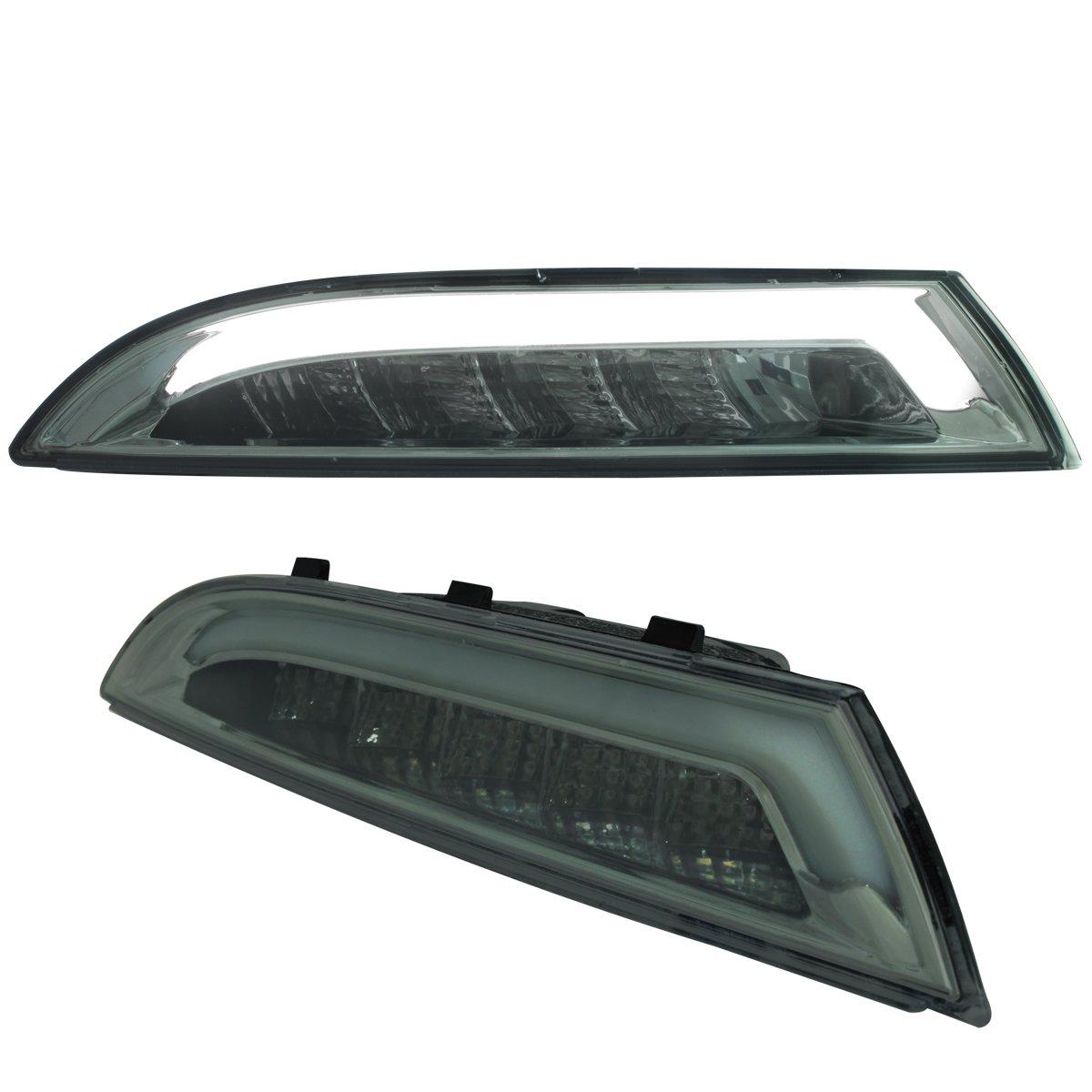 Dectane KGV08S LED Front Indicator Parking Light, Smoke