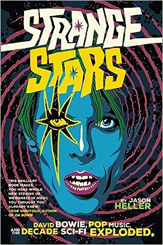 3a49697f6e8a60 Strange Stars  Amazon.co.uk  Jason Heller  9781612196978  Books