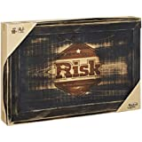 Risk - Rustic Series Edition - Game of Strategic Conquest - 2 to 6 Players - Family Board Games - Ages 10+
