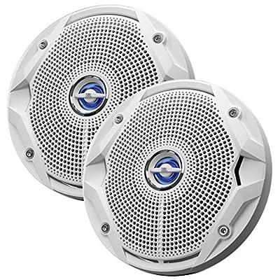 JBL MS-6520 6-1/2'' Two-Way Coaxial Marine Speakers Loudspeaker