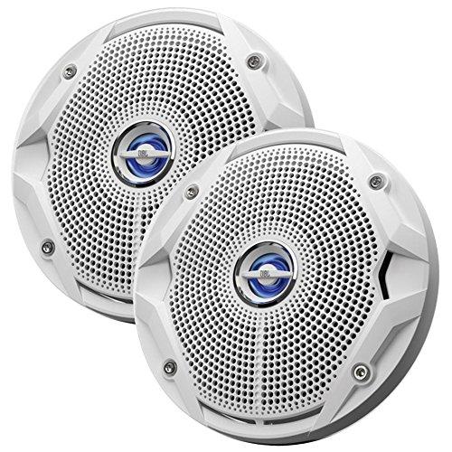 JBL MS-6520 6-1/2'' Two-Way Coaxial Marine Speakers Loudspeaker ()