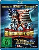 Bigger, Stronger, Faster [Blu-ray]