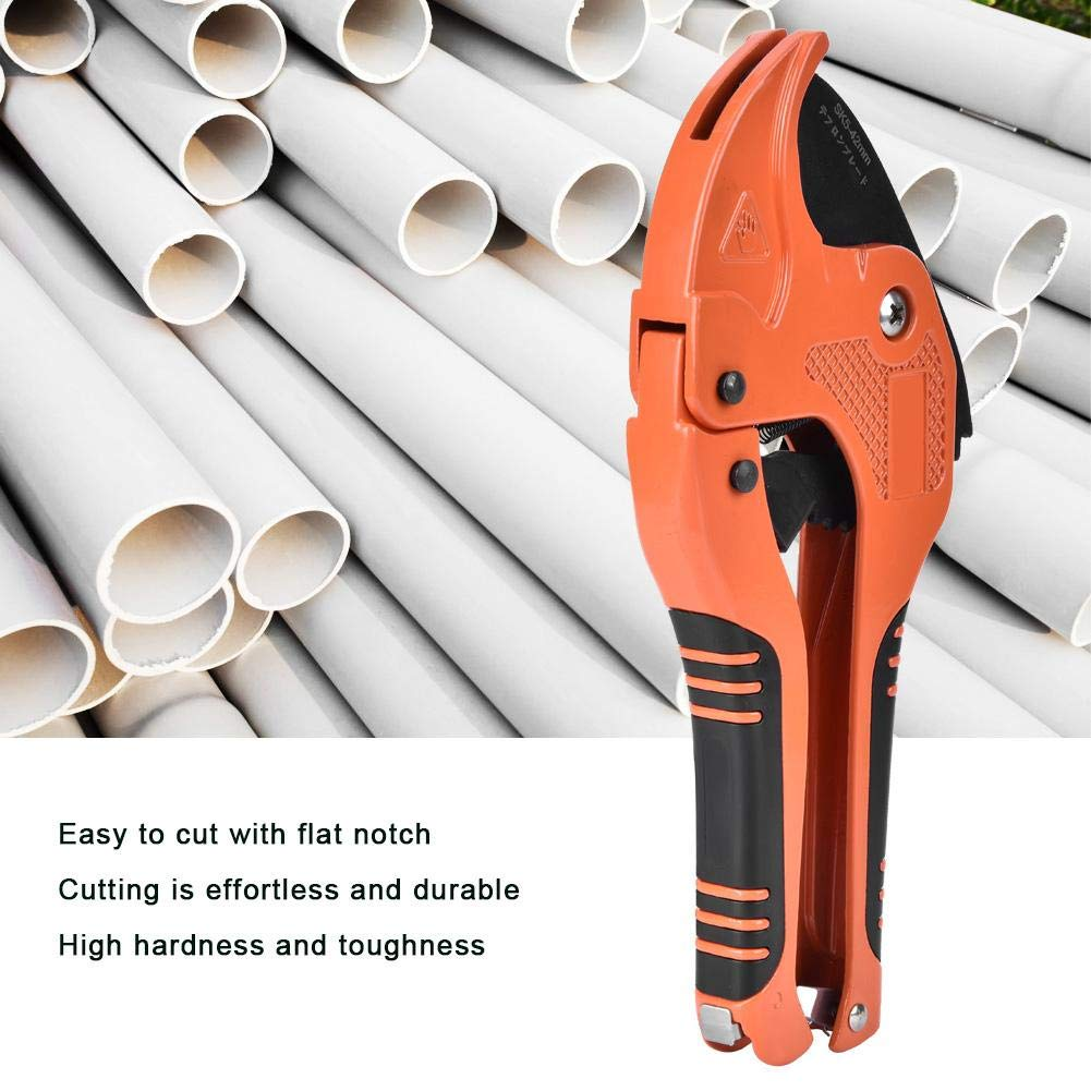 cortador de tubos duradero alta dureza F/ácil de usar para cortar tubos de gas PVC PPR Tijeras para tubos