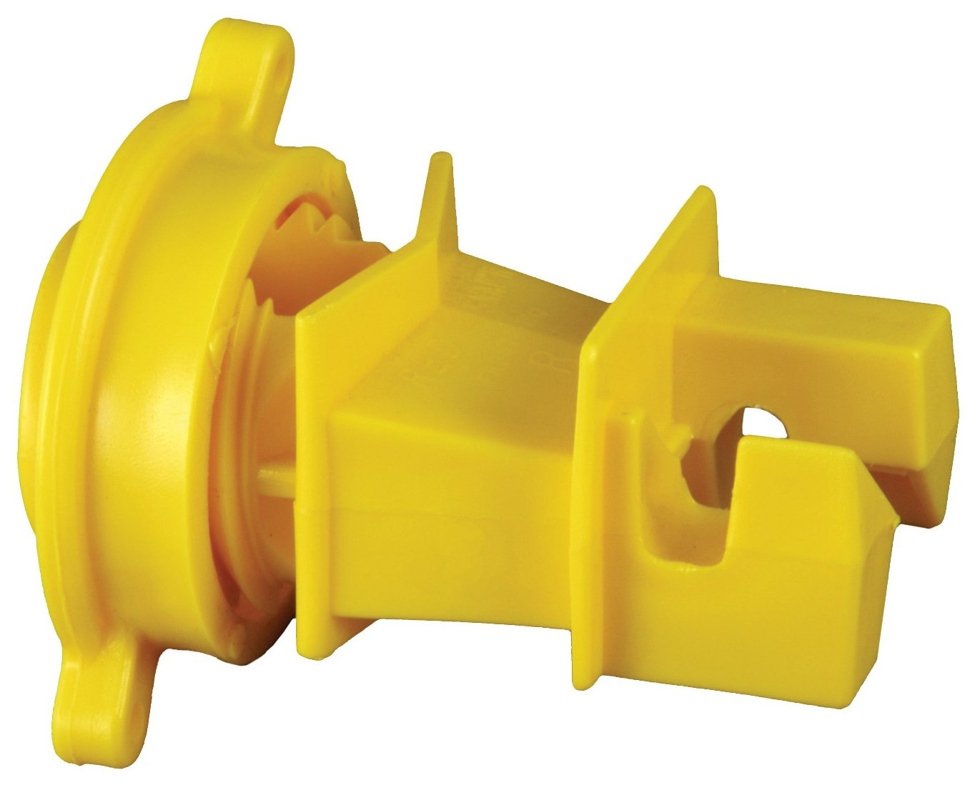 Red Snap'r IRY-RS Yellow Rod Post Insulator