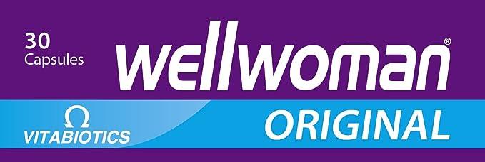 Vitabiotics Wellwoman Original - Vitaminas Para Mujeres: Amazon.es: Salud y cuidado personal