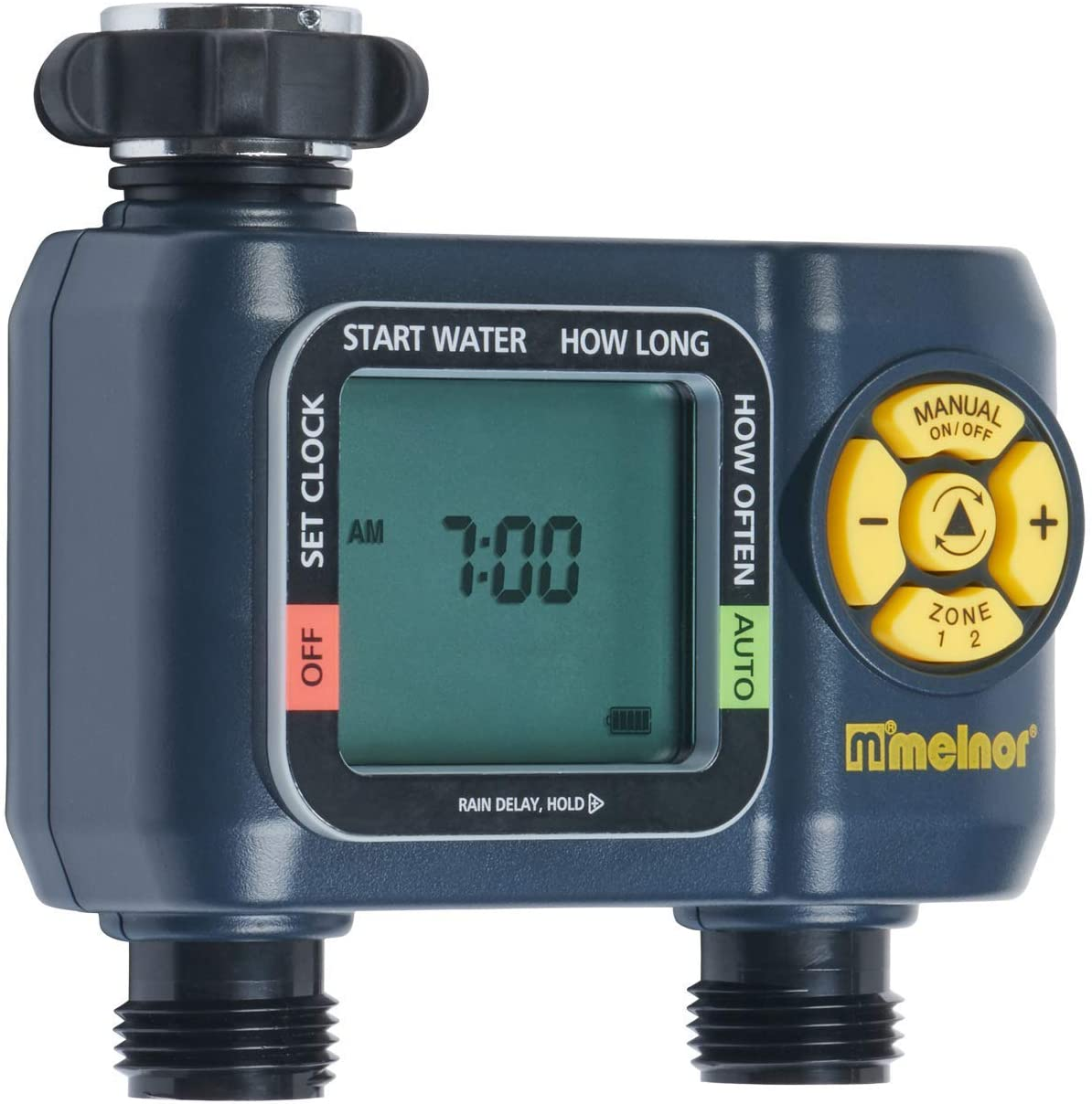 ghdonat.com 1-Zone Bundle Melnor 65034-AMZ AquaTimer Digital Water ...