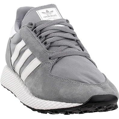 | adidas Mens Forest Grove Athletic Grey