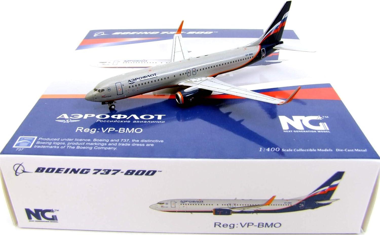 Reg #N916SC pre-Painted//pre-Built W NG Model NGM58066 1:400 DHL Boeing 737-800F