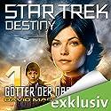 Star Trek Destiny 1: Götter der Nacht Audiobook by David Mack Narrated by Lutz Riedel